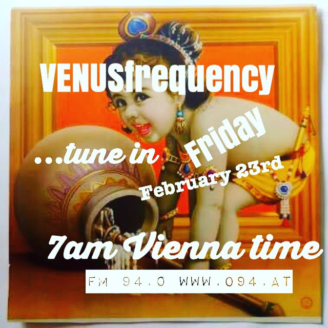 VENUSfrequency yogic edition 2018 february 23