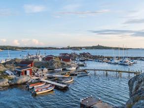5 destinationer för weekendresor i Sverige