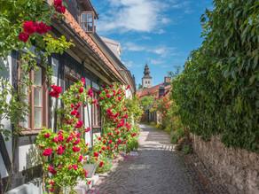 4 romantiska platser i Sverige