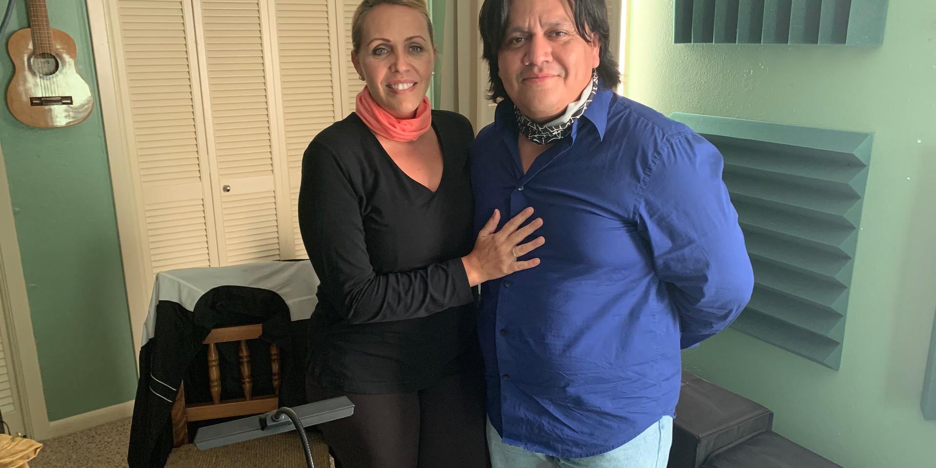 Zendra and Jose'
