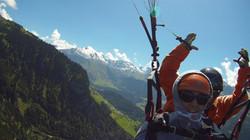 Biplace Paraglider