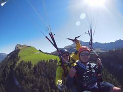 Gleitschirm Zentralschweiz