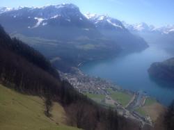Tandemflug Zentralschweiz