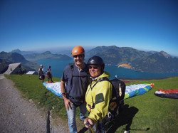 Biplace Paragliding