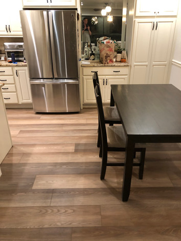 New Floors for the new home