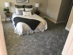 CARPER INSTALLED IN BEDROOM
