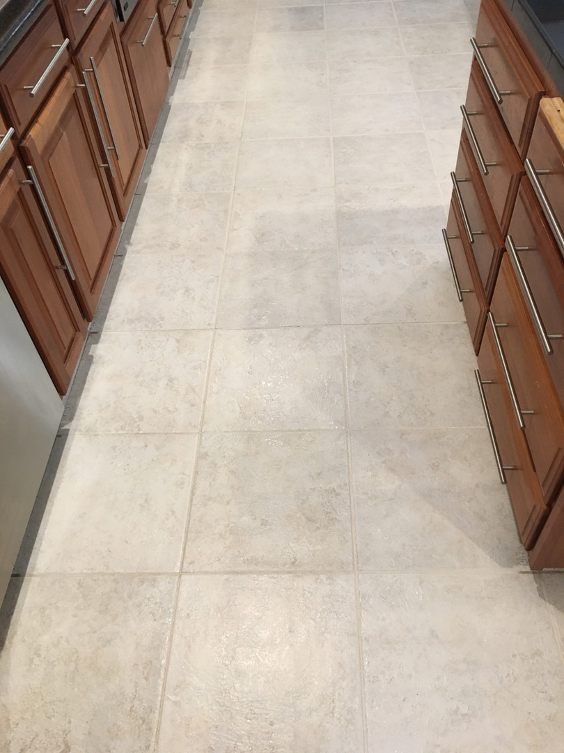 Grout cleaning (After pic 3)