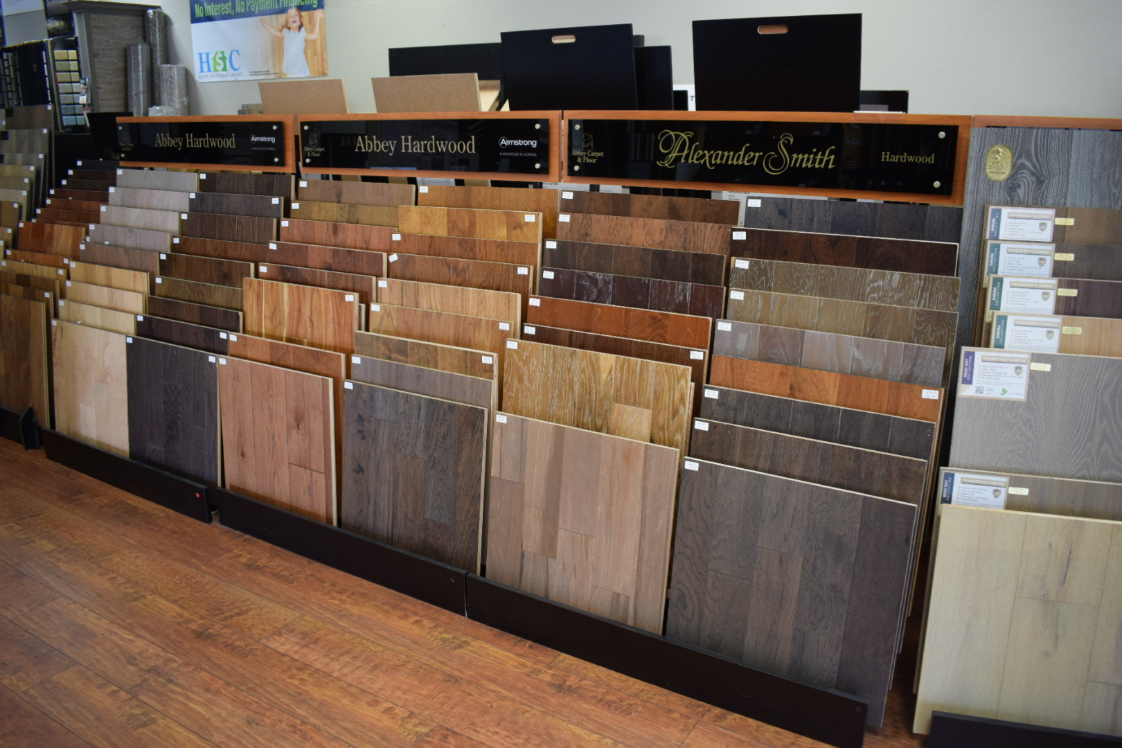 ABBEY HARDWOOD