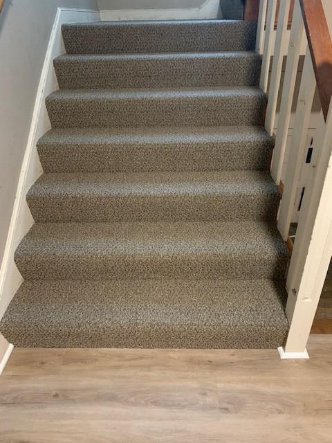 Carpet to Luxry vinyl