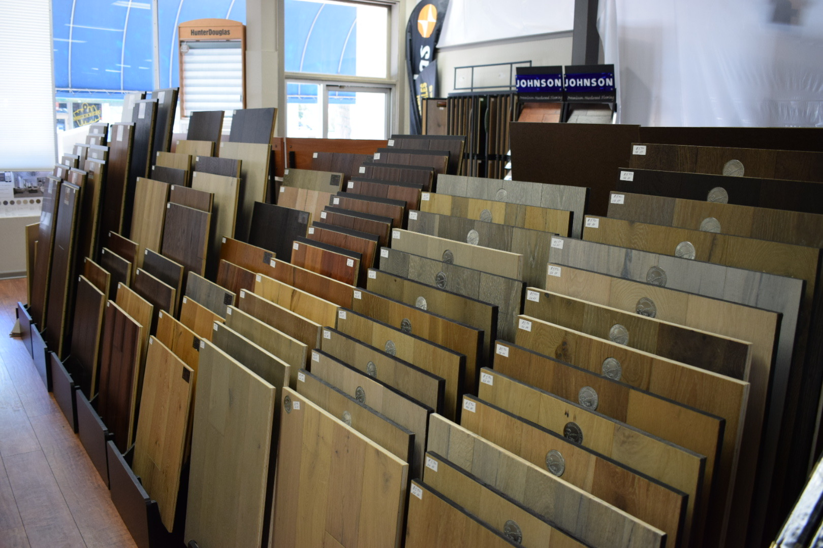 HUGE SELECTION OF HARDWOOD FLOOR