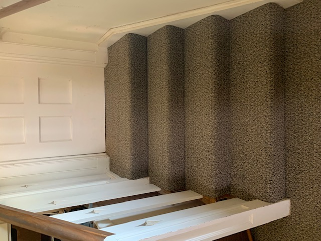 COMMERICAL CARPET INSTALLATION