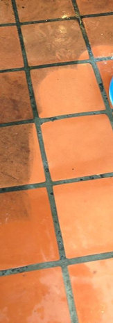 Commerical tile space