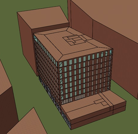 Wembley 10 Storey Office Development