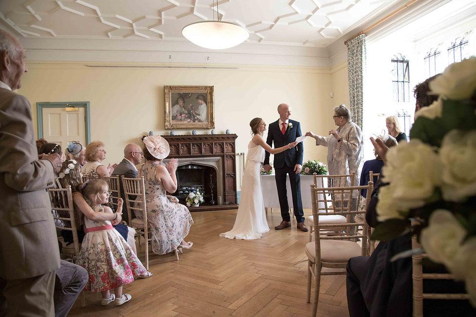 Norwich castle ceremonys