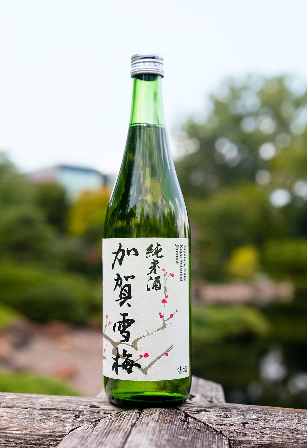 Junmai Sake