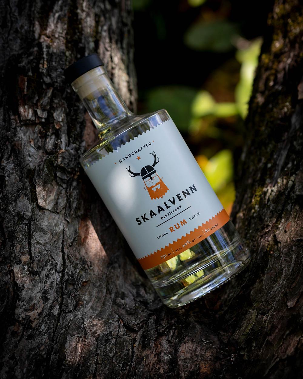 Skaalvenn Rum in a tree