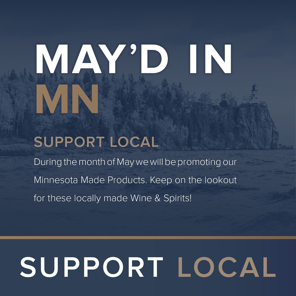 Support Local May'd in MN Promotion