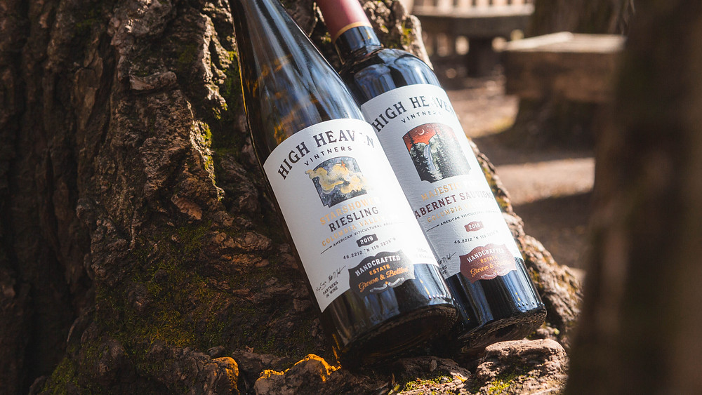 A mouth-watering pair of High Heaven wines