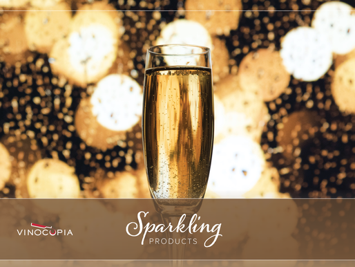 Our Sparkling Wines
