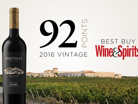 Reserve Malbec 92 points Best Buy