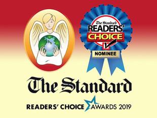 Nominated for a 2019 Reader's Choice Award!