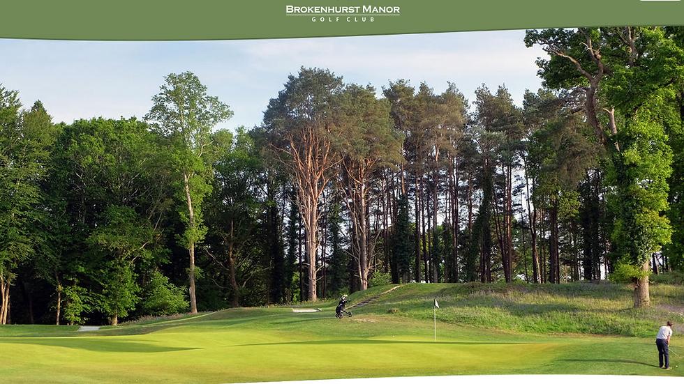 #1 - Brokenhurst Manor - Thursday 20th May SOLD OUT