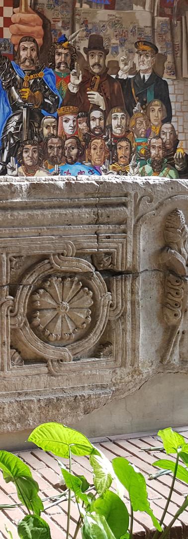 Vermoedelijk de tombe van een Hongaarse koning waarvan het graf geplunderd is in Székesfehérvár