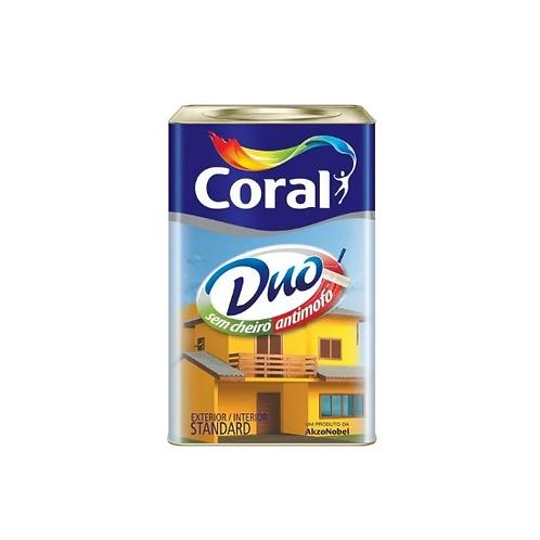 CORALAR DUO FOSCO  BRANCO 18L