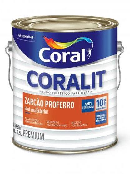 CORALIT FUN ZARCAO PROFERRO 3,6L