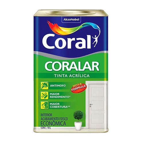 CORALAR CORAL BRANCO 18L