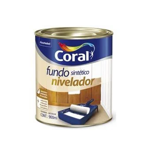 FUNDO NIVELADOR BRANCO 900ML CORAL