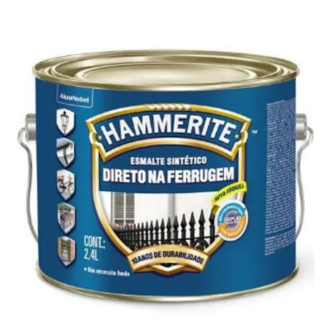 HAMMERITE BR BRANCO 2.4L