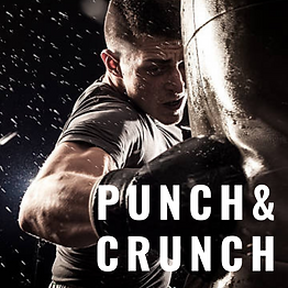 Punch and Crunch Class