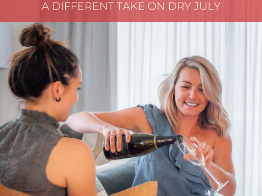 A DIFFERENT TAKE ON DRY JULY