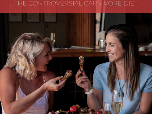 THE CONTROVERSIAL CARNIVORE DIET