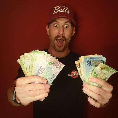 Want to win $500 cold hard cash