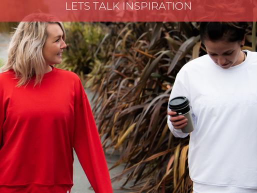 LET'S TALK INSPIRATION