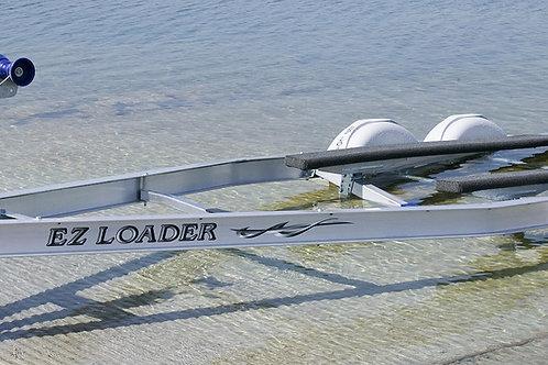 EZ Loader 20' - 23' Aluminum Tandem w/brakes 5200#