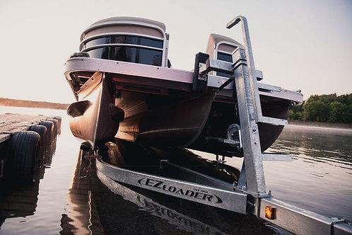 EZ Loader Pontoon Trailer Galvanized 20'-22' 1 Axle
