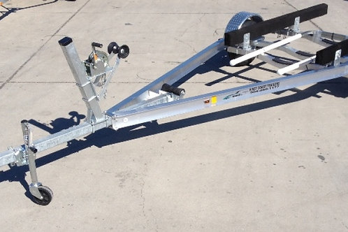 Aluminum 16' to 18' Trailer, 2800# Capacity