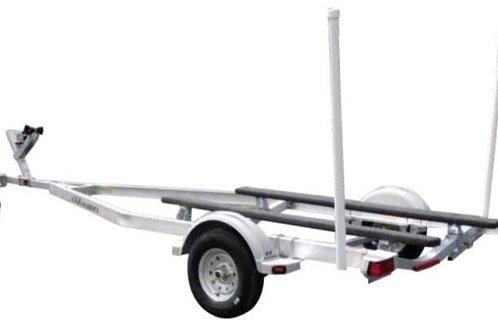 EZ Loader 18' - 20' Aluminum  w/brakes 3900#