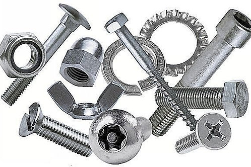 Stainless Steel Hardware Package (under 3500#)