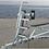 Thumbnail: EZ Loader Pontoon Trailer Galvanized 1 Axle 18-20