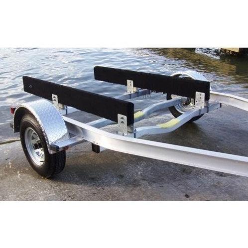 Aluminum 19' to 21' Trailer, 3500# Cap w/Brakes