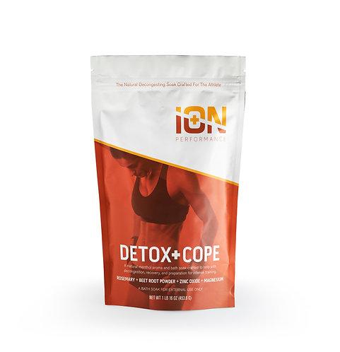 iON Detox + Cope w/natural menthol and zinc