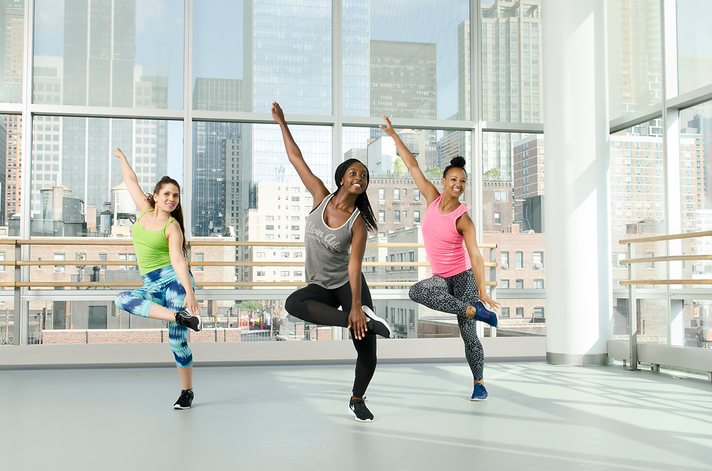 alvin ailey extension dance class