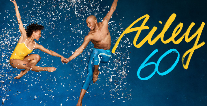 Alvin Ailey 60 year Anniversary