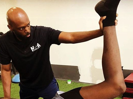 Preparation for Prime Time. How to properly warmup and prep the muscles for performance.