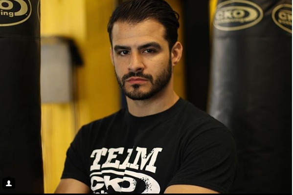 Owner of CKO Kicboxing Jersey City https://www.charliekofitness.com/
