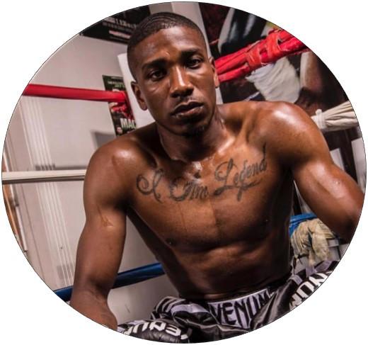 professional boxer cesar francis